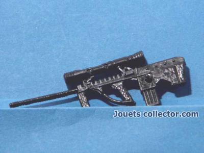 Rifle for Bullhorn