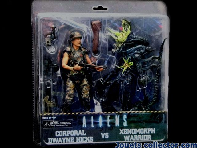Corporal Dwayne HICKS Vs XENOMORPH WARRIOR