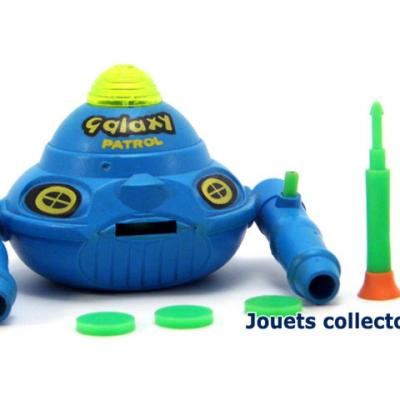 GALAXY PATROL ROBOT