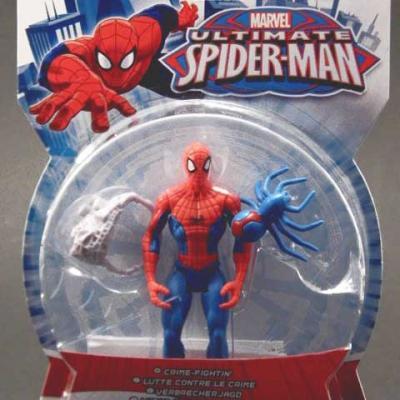 SPIDER-MAN Crime-Fightin'