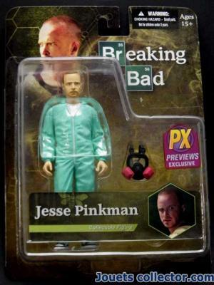 "JESSE PINKMAN ""PX"" Blue Hazmat"