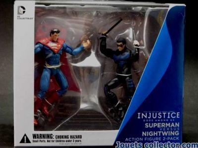 SUPERMAN Vs NIGHTWING