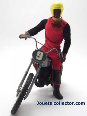 BIG JACK & Moto Cross Honda