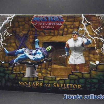 MO-LARR Vs SKELETOR
