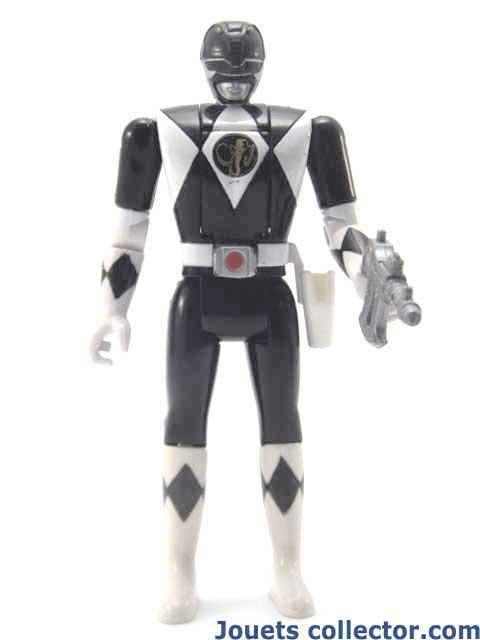 Black Ranger ZACK