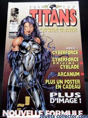 TITANS #216
