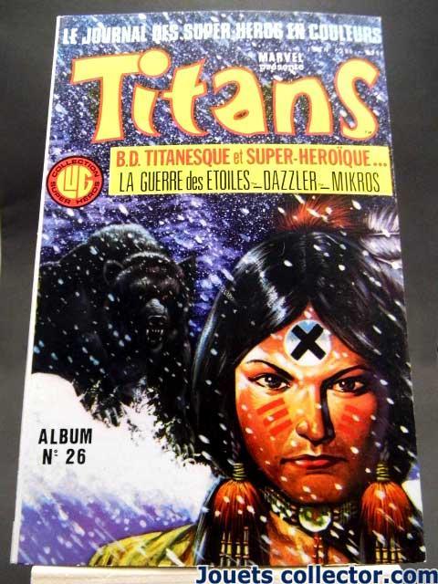 TITANS Album #26