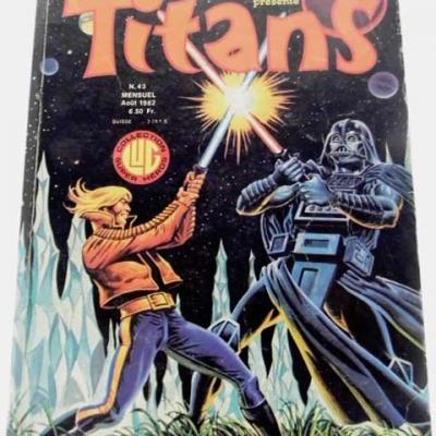 TITANS #43