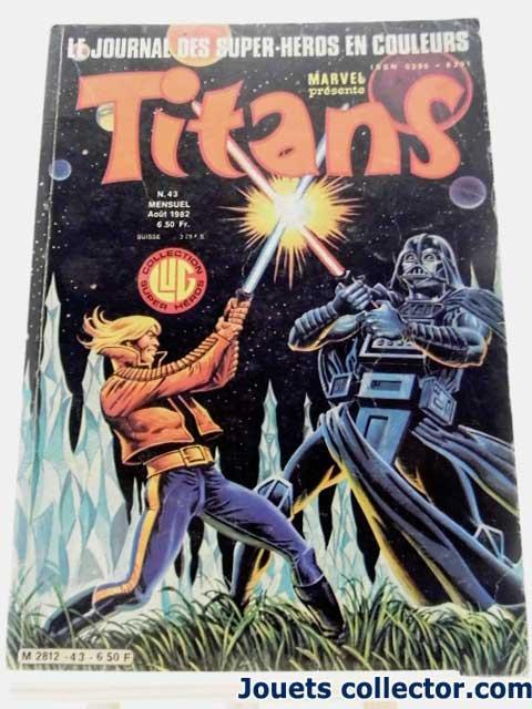 TITANS N°43
