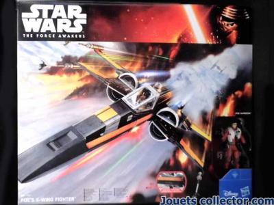 X-WING Fighter de Poe Dameron