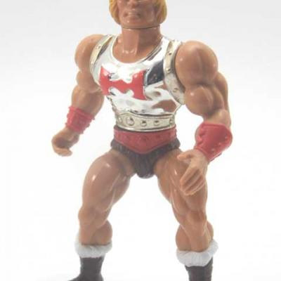 FLYING FISTS HE-MAN