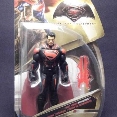 HEAT VISION SUPERMAN