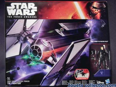 TIE Fighter du Premier Ordre