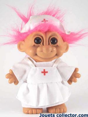 Troll Infirmière