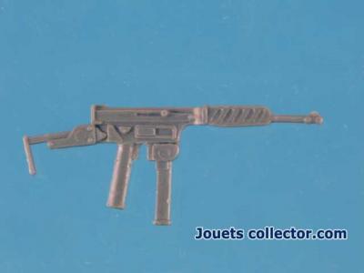 Submachine Gun of Beach Head