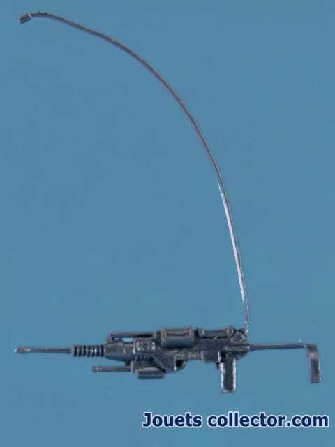 XMLR-1A Laser Rifle of Flash v1