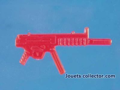 Submachine Pistol of Duke v5