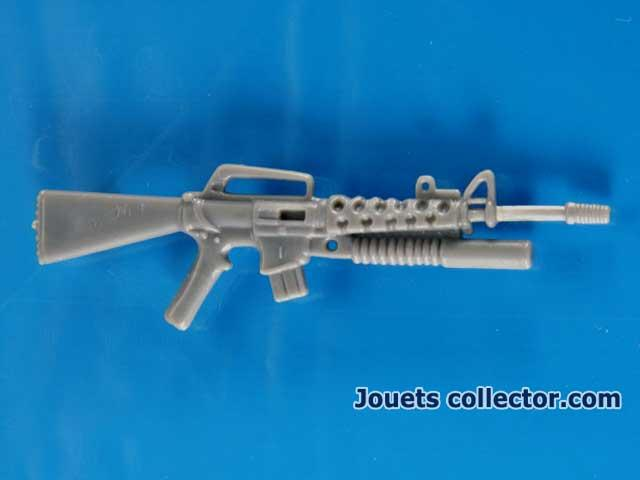 M-203 Rifle of Leatherneck