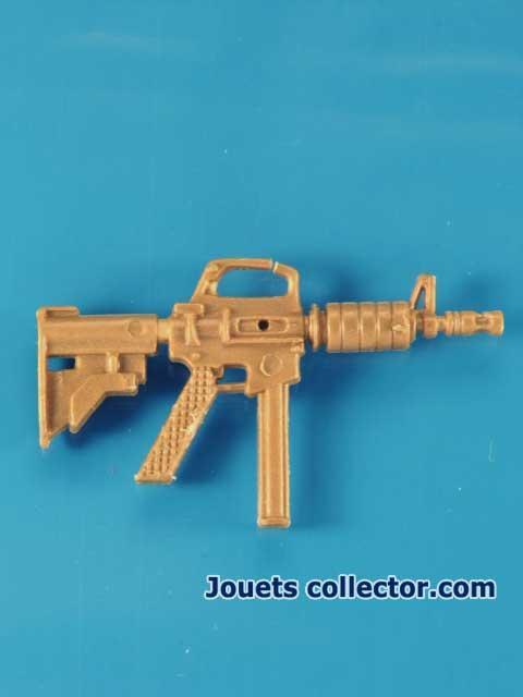 Submachine gun of Viper v3