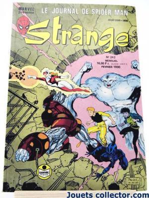 STRANGE N°242