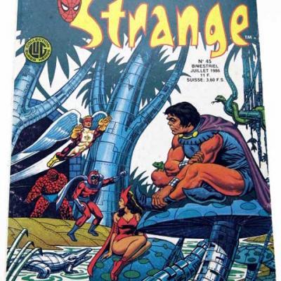 SPECIAL STRANGE #45