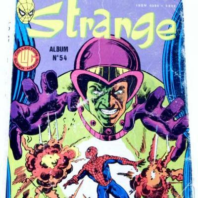 STRANGE Album #54