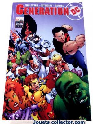 GENERATION DC #03