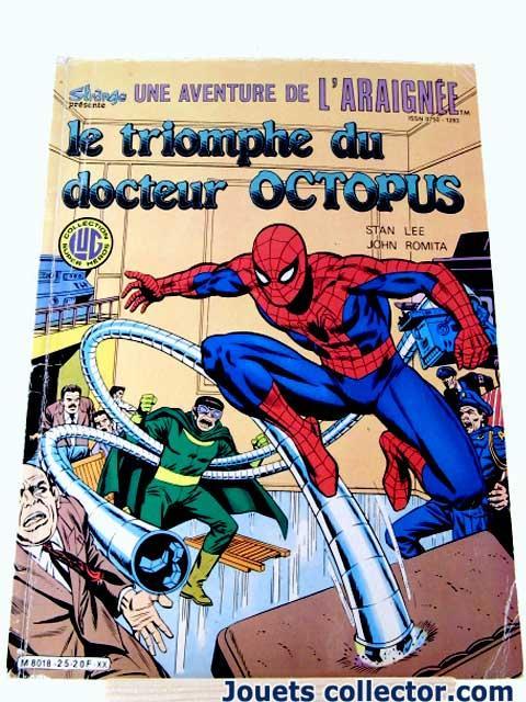 LE TRIOMPHE DU DOCTEUR OCTOPUS