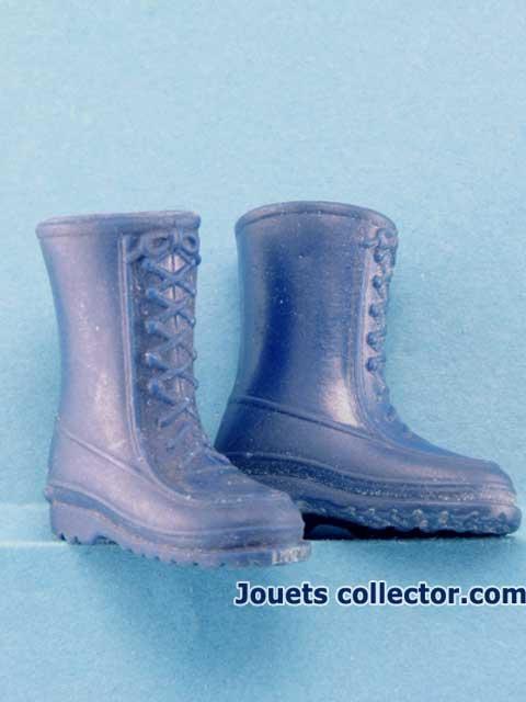 Bottes Bleues