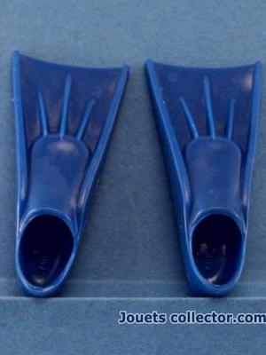 Blue FLIPPERS