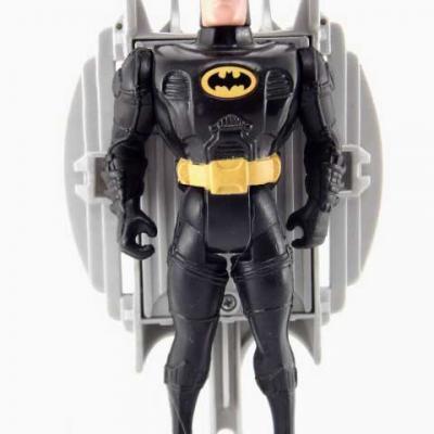 Power Vision BATMAN