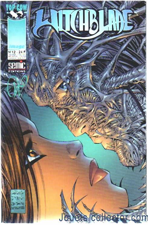 WITCHBLADE N°12