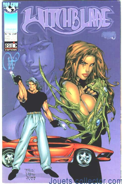 WITCHBLADE N°16