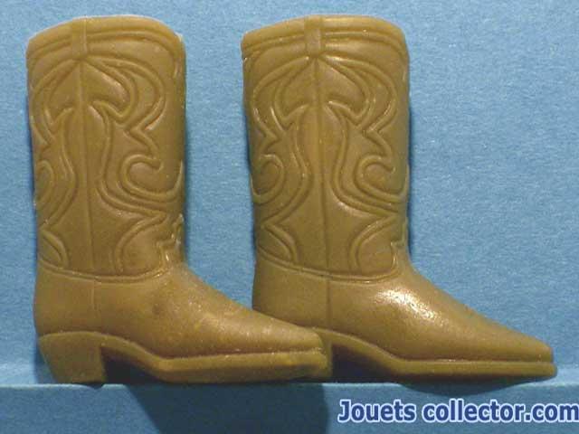 BOTTES Cowboy Brunes
