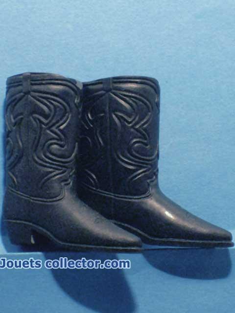 BOTTES Cowboy Noires