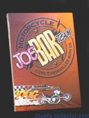 NOTEBOOK JOE BAR TEAM