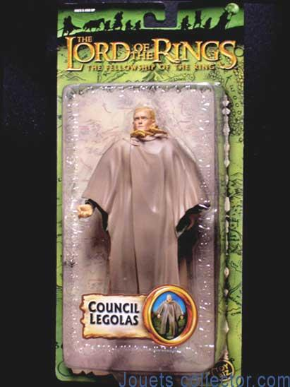 Council LEGOLAS