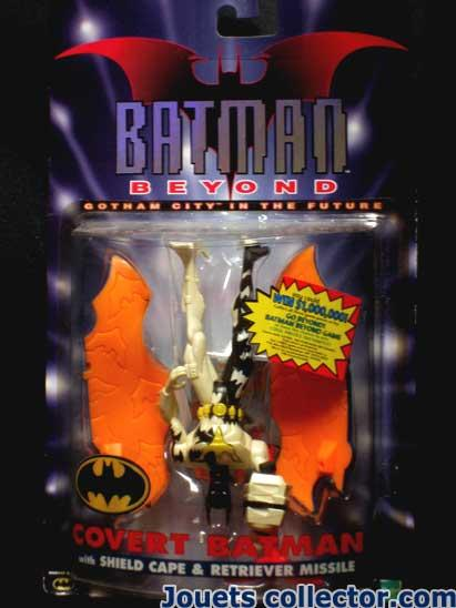 COVERT BATMAN