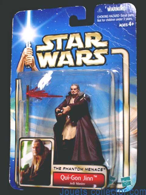 QUI-GON JINN Jedi Master