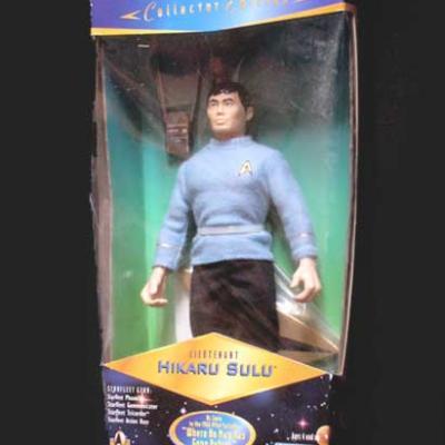Lieutenant Hikaru SULU