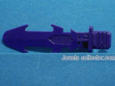 Electron Scimitar of Blitzwing