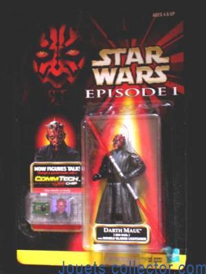 DARTH MAUL Jedi Duel
