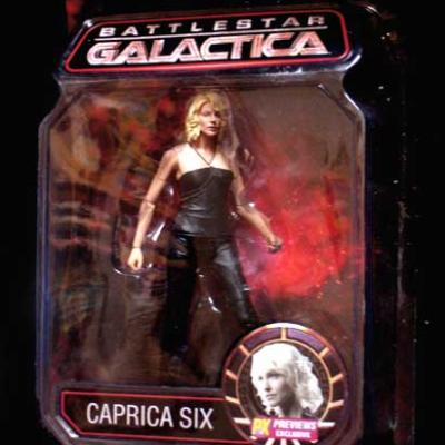 CAPRICA SIX