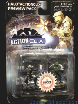 Pack HALO ActionClix