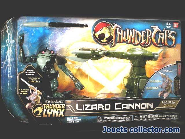 LEZARD et CANON