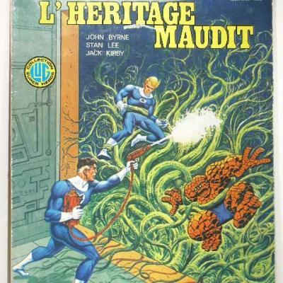 L'HÉRITAGE MAUDIT