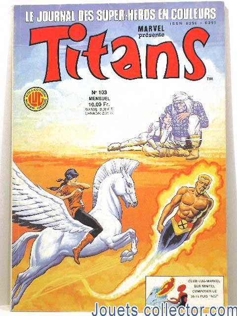 TITANS N°103