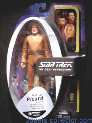 """Captain Jean-Luc PICARD """"All Good Things..."""""""