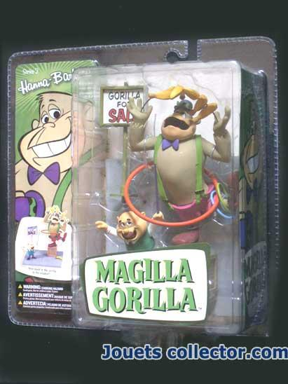 MAGILLA le GORILLE