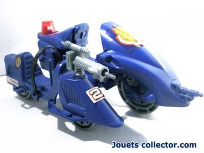 BLUESTREAK Motorcycle